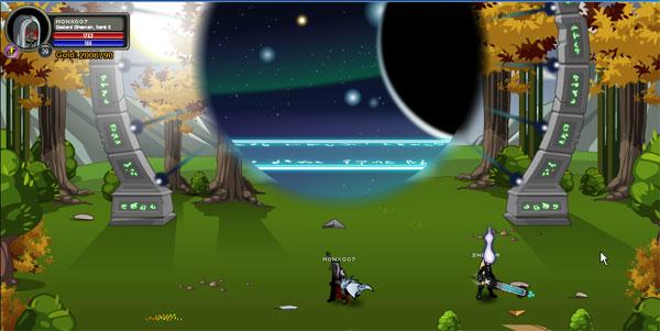 AQWorlds 11-11-11 Portal: Dragon Plane