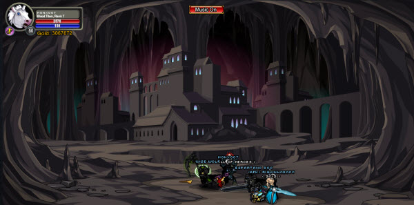 AQWorlds A Plague Of Dragons