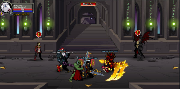 AQWorlds A Plague Of Dragons - Zombie Dragon Plague