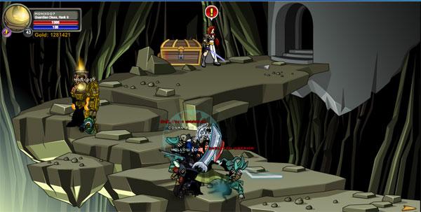 AQWorlds BattleUnder - BattleUnder B