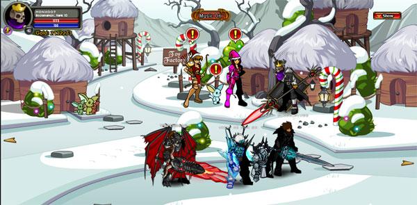 AQWorlds Beleen Birthday 2011