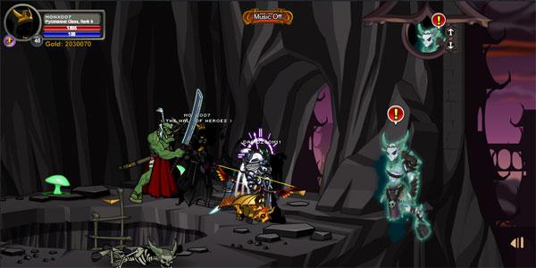 AQWorlds Death Pits