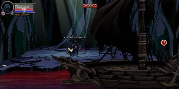 AQWorlds Dage's Saga: Femme Fatalities - Styx