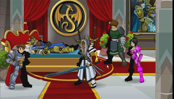 AQWorlds DoomWood Saga