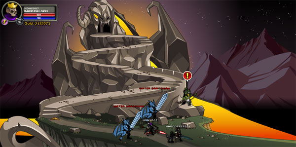 AQWorlds Dragon Hunter
