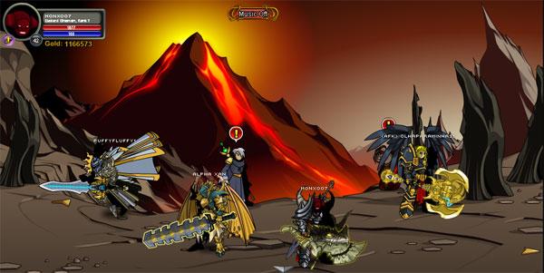 AQWorlds EtherStorm: WAR!!!