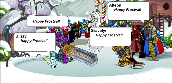 AQWorlds Frostvale