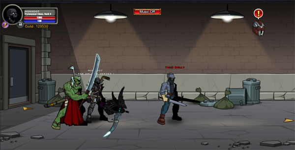 AQWorlds J6's Area: Chapter 2 - Super Hero J6