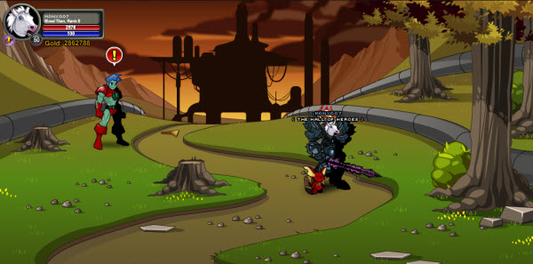 AQWorlds Planet Day: General Pollution