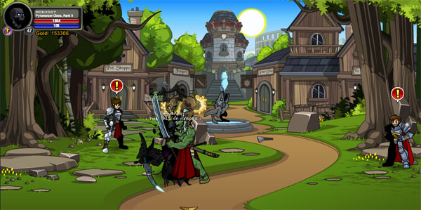 AQWorlds Realm Guardian