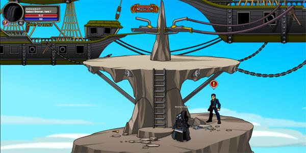 AQWorlds Skyguard - High Command