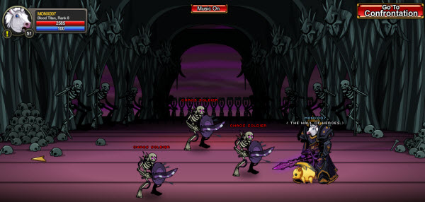 AQWorlds The 13th Lord Of Chaos - A Paladin Path