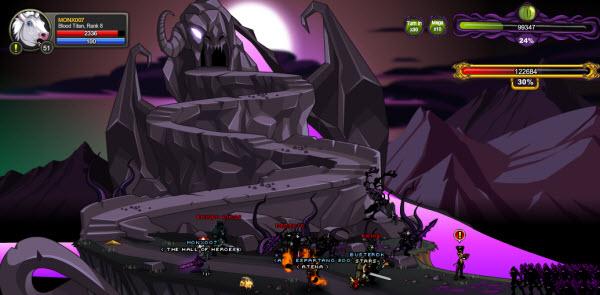 AQWorlds The 13th Lord Of Chaos - Vasalkar's Lair