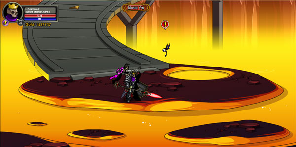 AQWorlds The Return Of Xan