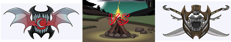 AQWorlds Vampire vs Werewolves