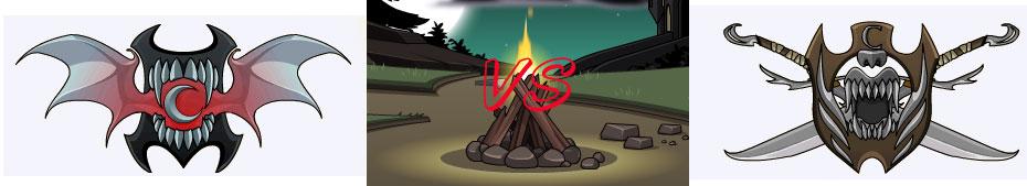 AQWorlds Vampire vs Werewolves