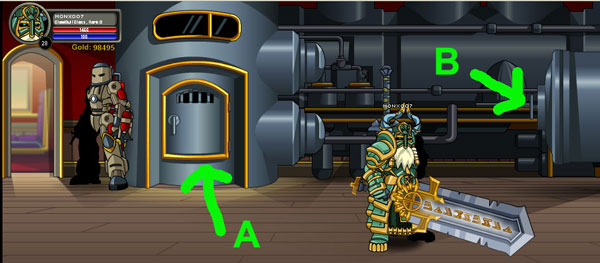 AQWorlds Zephyrus Engine Room Image