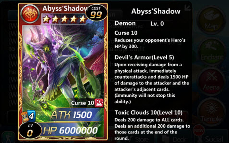 ELVES REALM: Abyss Shadow
