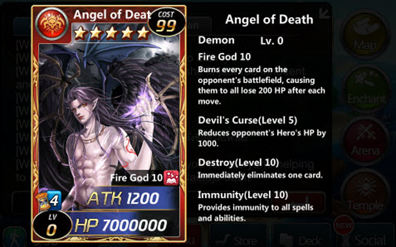 ELVES REALM: Angel Of Death