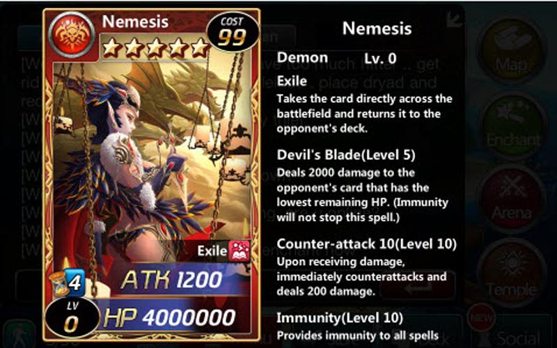 ELVES REALM: Nemesis