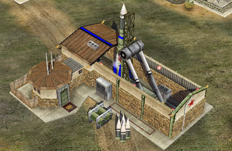 Command & Conquer: Generals - Chinese Buildings, Units and General's Skills
