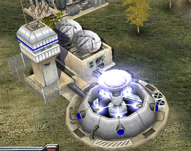 Command & Conquer: Generals - American Buildings, Units and General's Skills