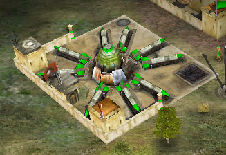 Command & Conquer: Generals - GLA Buildings, Units and General's Skills