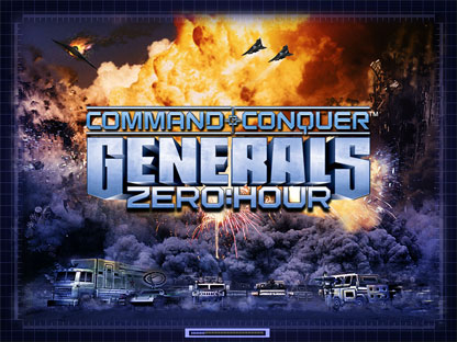 Command & Conquer: Generals: Zero Hour - General Game Information