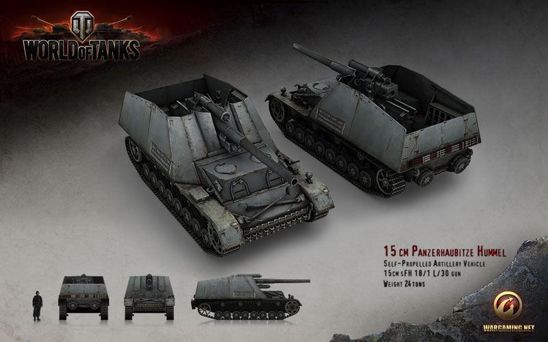 Позиции для пт сау в world of tanks на всех картах