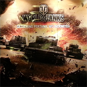 World Of Tanks 1st Gathering in Indonesia